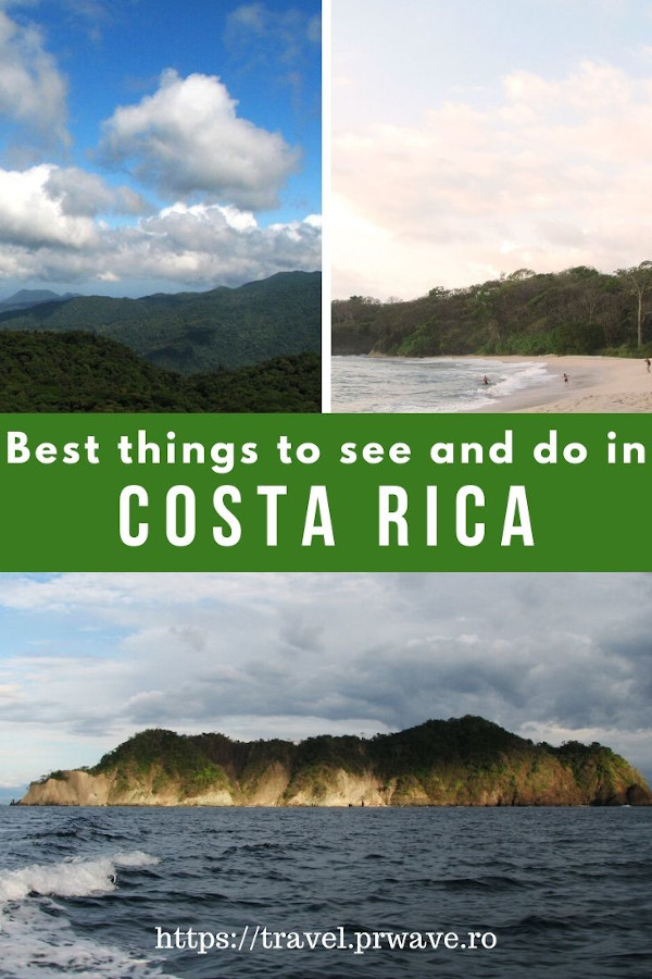 The best things to see and do in Costa Rica: discover the top destinatins in Costa Rica, nature reserves in Costa Rica, the best beaches in Costa Rica, and more. Nosara, Monteverde, Montezuma, and more are features in this article focusing on the best things to do in Costa Rica. #costarica #travel
