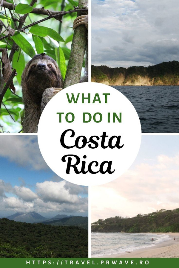 What to do in Costa Rica. Discover the best things to do in Costa Rica, popular tourist attractions in Costa Rica, best outdoor activities in Costa Rica, adventure things to do in Costa Rica, and more from this article. #costarica #travel