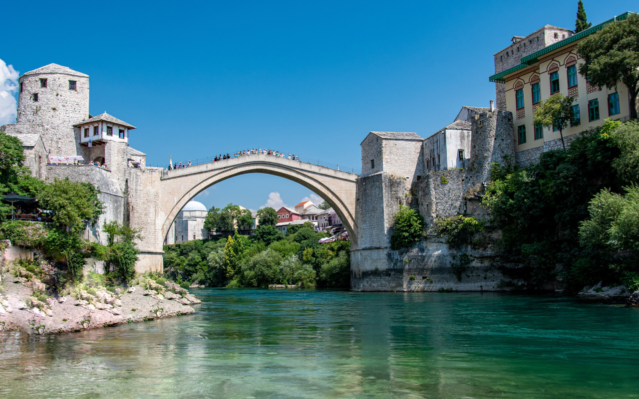 Mostar is one of the popular tourist destinations in Bosnia and Herzegovina, Discover more fantastic places to visit in Bosnia and Herzegovina from this article.