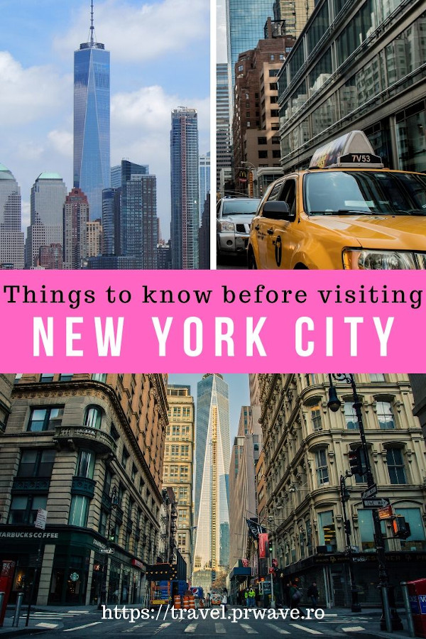 Things to know before visiting New York City for the first time. !2 useful NYC tips for your first trip to New York City! #nyc #nyctips #newyorkcity #usa #nyctravel