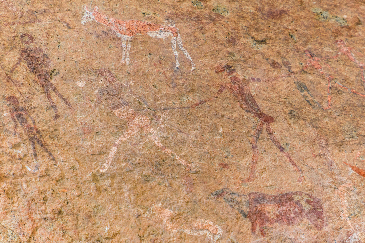 Seeing the Cave paintings at Brandberg, Namibia is one of the best things to do in Namibia. Discover more things to do in Namibia that will blow your mind