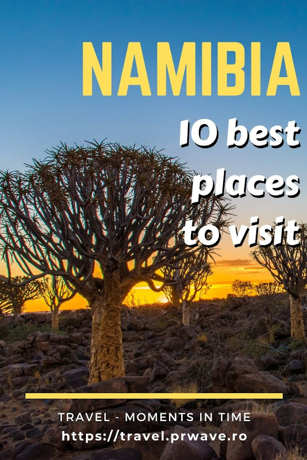 Namibia travel: things to do in Namibia. Discover the 10 most interesting Namibia activities from this article by an insider! #namibia #africa #bucketlist