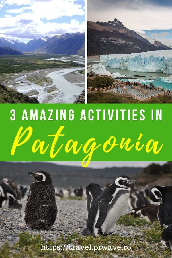 3 Amazing activities in Patagonia, Argentina. Discover wonderful things to do in Argentinian Patagonia - Travel - Moments in Time #argentina #patagonia #thingstodo #travel #ushuaia #peritomoreno #elchalten #travelmomentsintime