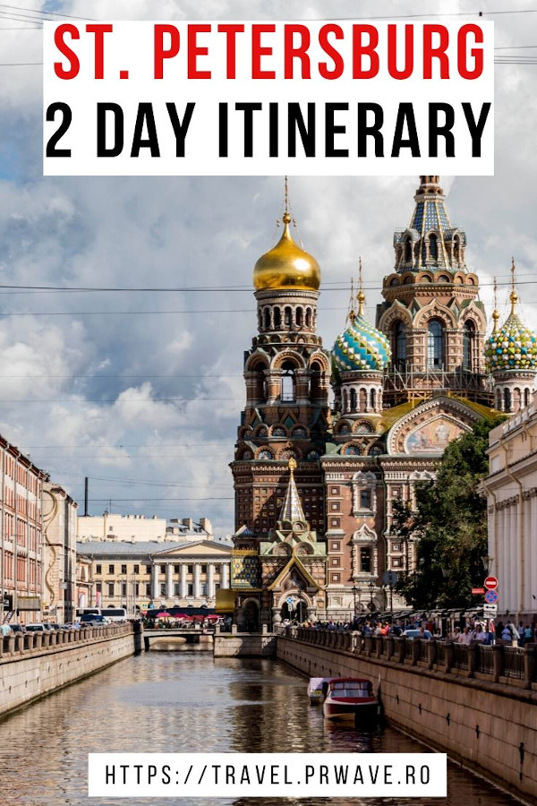 Saint Petersburg: 2 day itinerary. Discover what to do in 2 days in St. Petersburg Russia - the best places to visit in St. Petersburg on your first trip. Plan your St Petersburg holiday with this itinerary for St. Petersburg by an insider. #stpetersburg #russia #travelitinerary #sanktpetersburg #travelguide #saintpetersburg