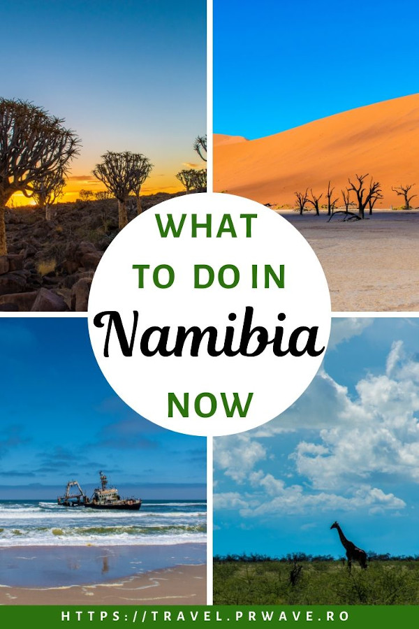 Planning a Namibia holiday and wondering what to do in Namibia? Discover where to go in Namibia and the best things to do in Namibia from this article. Useful Namibia tips are also included! #namibia #africa #bucketlist