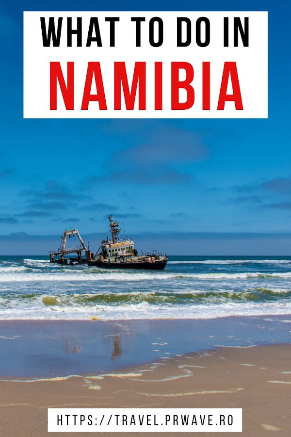 Do you want to have a memorable Namibia vacation? Find out what to do in Namibia and the best places to visit in Namibia from this article. Use it to create your own Namibia bucket list and your Namibia itinerary for your trip! #namibia #africa #bucketlist