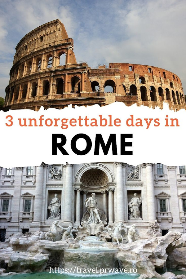 How to spend 3 days in Rome? Discover from this amazing Rome itinerary what tod o in Rome in 3 days: the best places to visit in Rome are included, as are the famous attractions in Vatican. Read this 3-day itinerary for Rome now. #rome #italy #romeitinerary #traveltips #travelguide #travelitinerary #travelmomentsintime