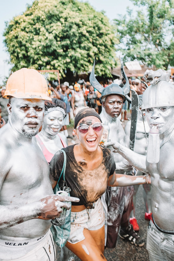 Things to know about J'ouvert Morning, Grenada Carnival
