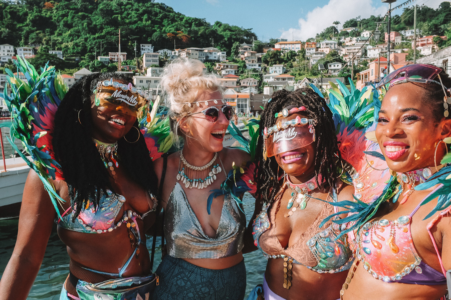 Tips for Pretty Mas, Grenada Carnival