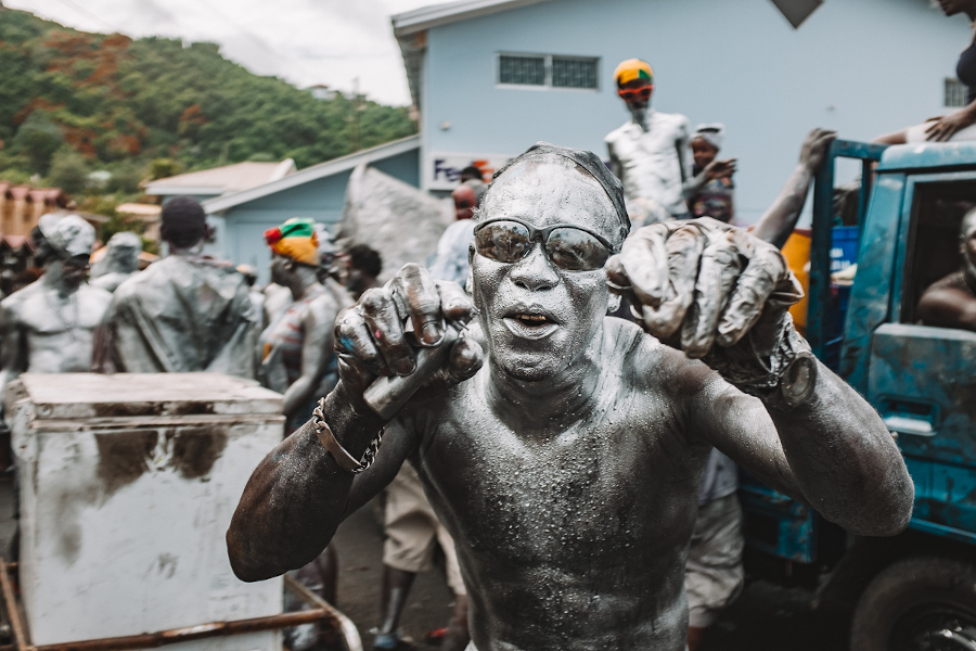 J'ouvert Morning at Carnival in Grenada - tips for attending Grenada Carnival