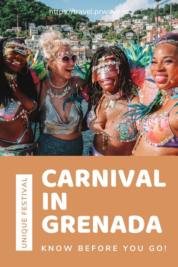 Carnival in Grenada - know before you go. Discover the Grenada Carnival dates, useful tips for this Carribean Carnival. Use this Grenada Carnival planning guide to prepare for your Grenada trip. #grenada #grenadacarnival #grenadafestival #spicemas #jouvertmorning #prettymas #mondaynightmas #grenadatravel #traveltips #travelmomentsintime