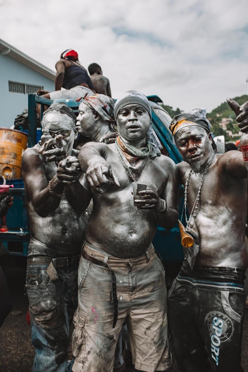 J'ouvert Carnival in Grenada - tips for attending Grenada festival