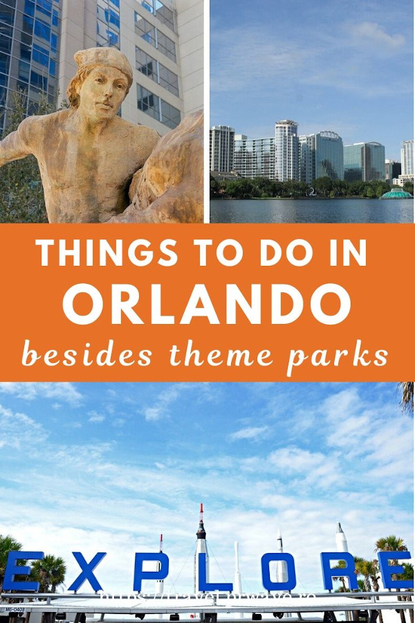Things to do in Orlando besides theme parks. Discover the best unusual things to do in Orlando, USA. #orlando #usa #traveltips #usatravel #travelmomentsintime