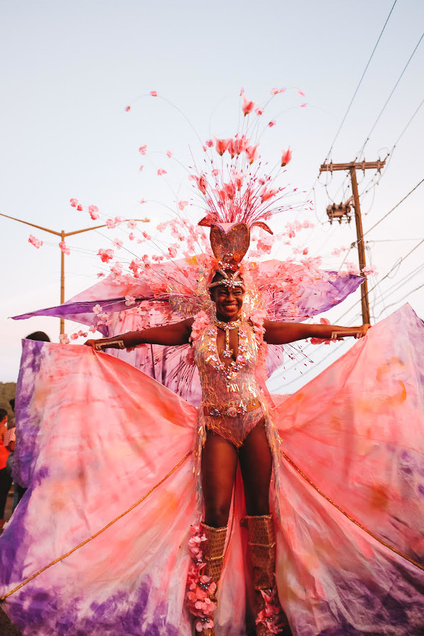Pretty Mas, Carnival in Grenada. All you need to know about this Carribean festival