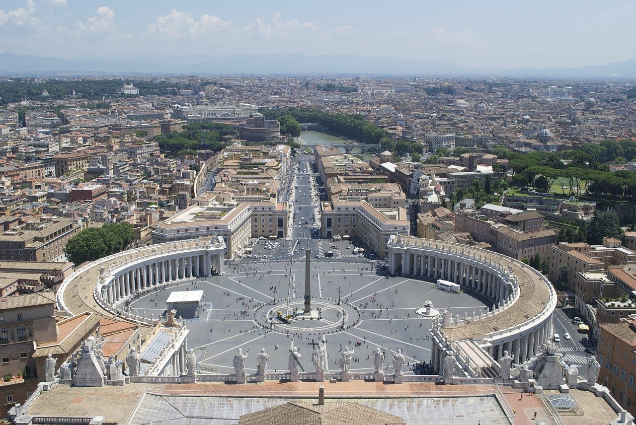 Include Vatican on your Rome trip!