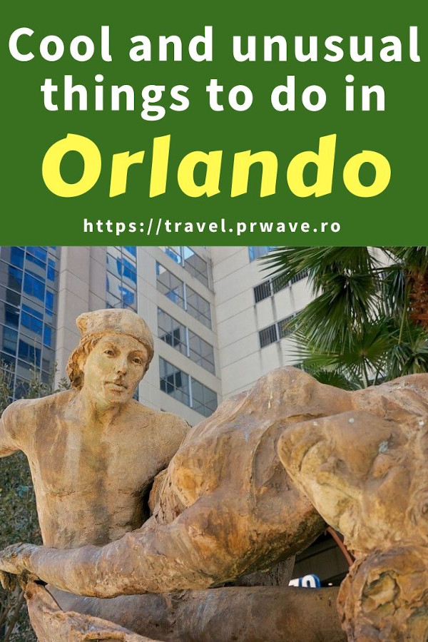 Cool and unusual things to do in Orlando, USA. Explore Orlando beyond amusement parks with these fun things to do in Orlando list. #orlando #usa #traveltips #usatravel #travelmomentsintime