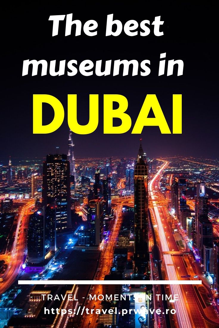 Planning a trip to Dubai? Discover the best museums in Dubai to include on your Dubai itinerary. These are the top Dubai museums to visit. You'll find also free museums in Dubai. These are the best museums to see in Dubai, UAE. #uae #dubai #museums #traveldestinations #travelmomentsintime #unitedarabemirates