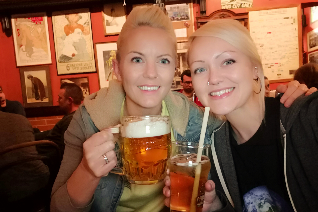 Drinking Czech Beer is one of the unmissable Prague experiences