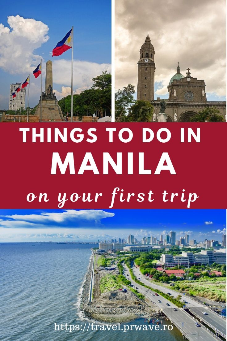 Things to do on your first trip to Manila, Philippines. Discover the best Manila attractions from this article. #manila #philippines #manilathingstodo #voyage #traveldestinations #asia #asiatravel #travelmomentsintime #firsttrip