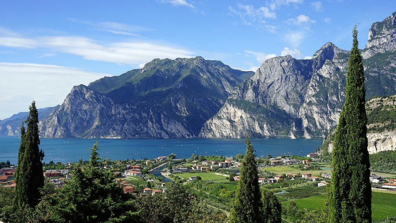 Lake Garda is one of the best places to visit in Italy