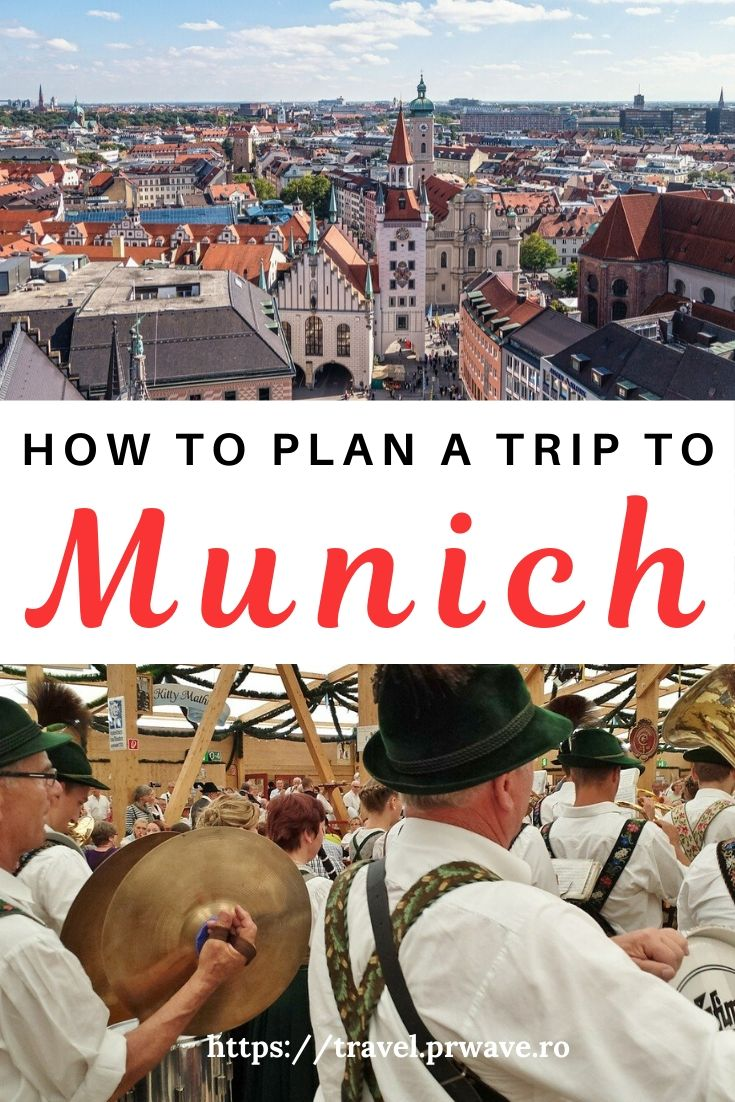 How to plan a trip to Munich. This is your Munich trip planning guide with useful Munich tips and information to help you have a great Munich vacation #munich #tripplanning #planning #europe #germany #travelmomentsintime