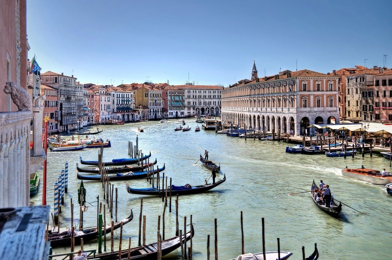 Venice is one of the best cities in Italy