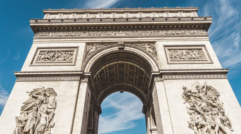 Arc de Triomphe - Paris DIY walking tour