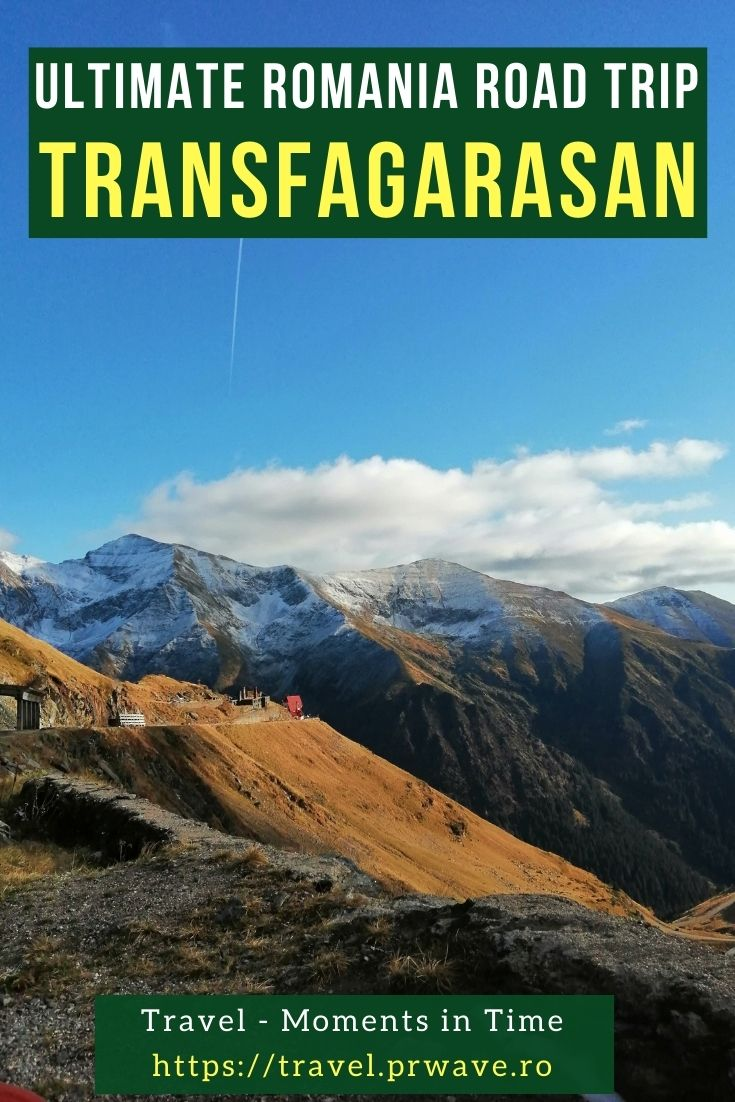 The ultimate Romania road trip: The Transfagarasan. Discover the Transfagarasan best things to do, when to visit the Transfagarasan and all the information you need about the Transfagarasan Highway so that you can plan the perfect Transfagarasan trip! Read the article now! #transfagarasan #transfagarasanroad #transfagarasanhighway #transfagarasanromania #romania #romaniatravel #europe #roadtrip #romaniaroadtrip #travelmomentsintime #visitromania