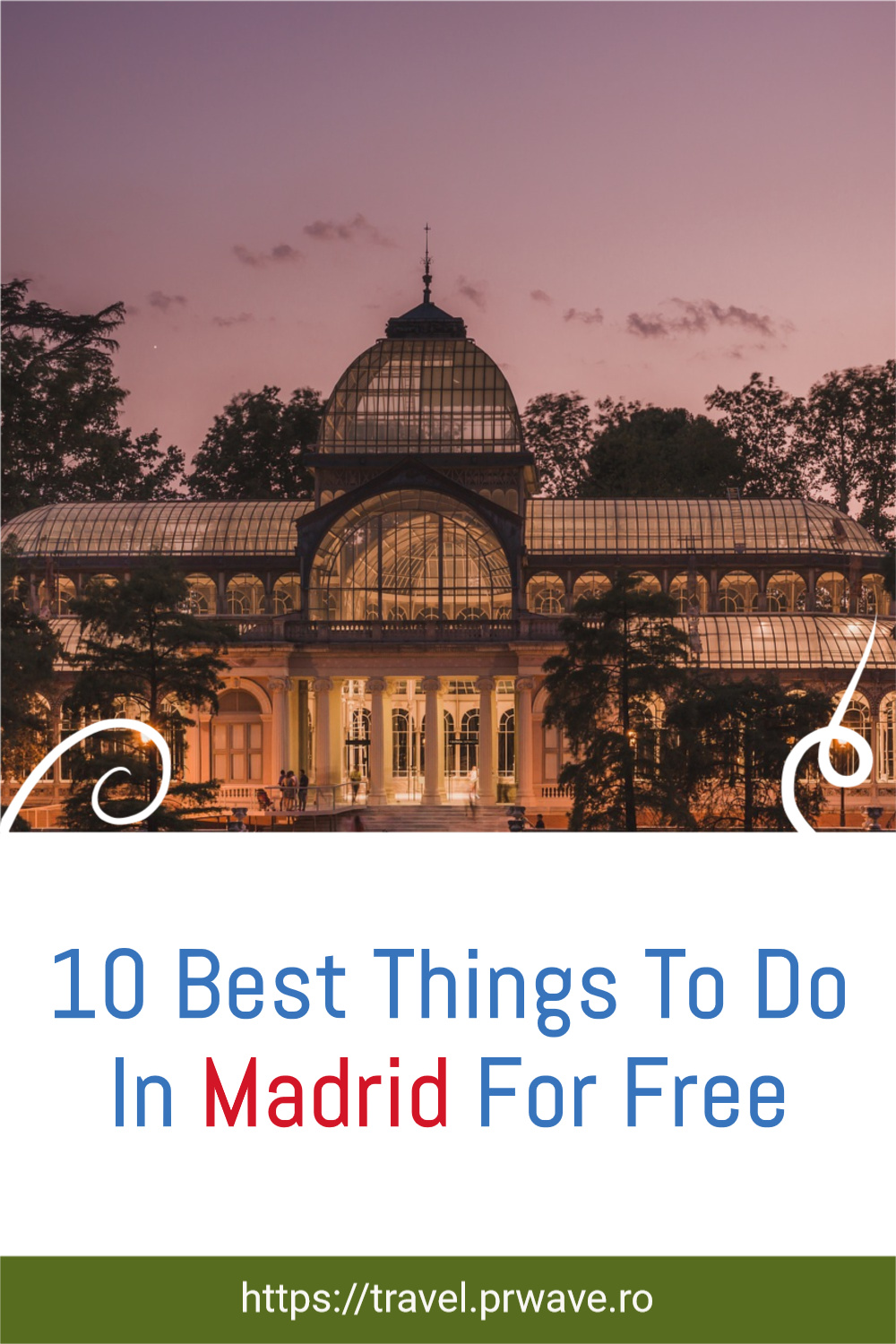 10 Best things to do in Madrid for free. Discover the best attractions in Madrid, Spain to include on your Madrid itinerary. #madrid #travelmomentsintime #madridspain #spaintravel #europetravel #madridthingstodo
