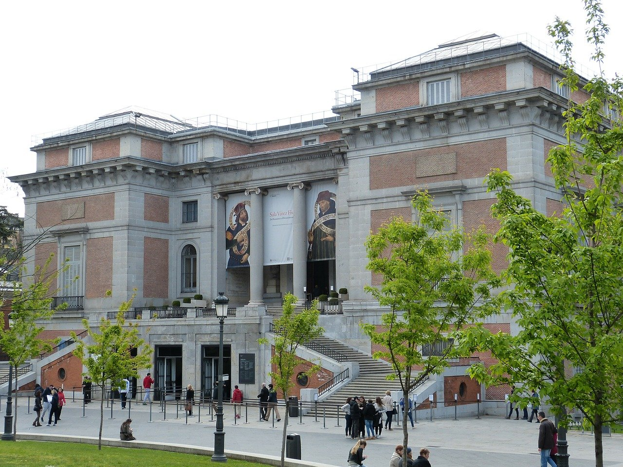 The Prado Museum is one of the best things to see in Madrid