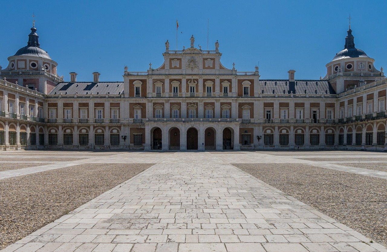 The Royal Palace is one of the top things to see in Madrid and one of the cool free activities in Madrid, Spain